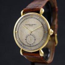 Vacheron Constantin Oro amarillo Plata Arábigos 35mm usados