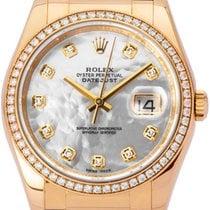 Rolex Datejust Yellow gold 36mm