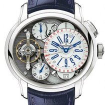 Audemars Piguet Millenary новые Автоподзавод Часы с оригинальными документами и коробкой 26066PT.OO.D028CR.01