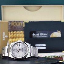 Rolex Plata Plata 36mm usados Datejust