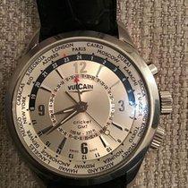 Vulcain Stål 42mm Manuelt 100108.027 brukt