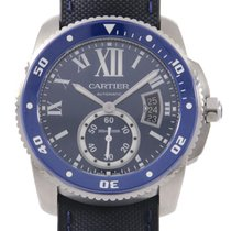 Cartier Calibre de Cartier Diver 42mm Синий