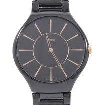 Rado True Thinline 39mm Negro