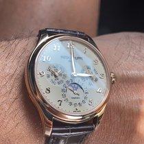 Patek Philippe Perpetual Calendar Rose gold 39mm White Arabic numerals UAE, Dubai