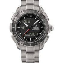 Omega Speedmaster Skywalker X-33