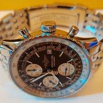 Breitling A13322 Acier 2002 Old Navitimer 42mm occasion