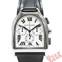 Ralph Lauren Steel 36.6mm Automatic RLR0030701 pre-owned