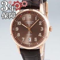 Tiffany Rødt gull 40mm Automatisk 34683867 brukt