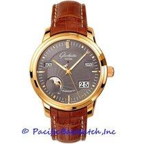 Glashütte Original Senator Perpetual Calendar new Automatic Watch with original box and original papers 100-02-02-01-04