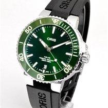 Oris 39.5mm Automatic 01 733 7732 4157-07 4 21 64FC new