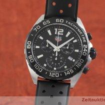 TAG Heuer Formula 1 Quartz Zeljezo 43mm Crn