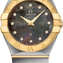 Omega Constellation Quartz 12320276057007 nouveau