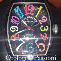 Franck Muller Acciaio Automatico 7851 SC usato Italia, milano