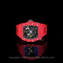 Richard Mille RM 035 RM35-02 Très bon Carbone 49.94mm Remontage automatique