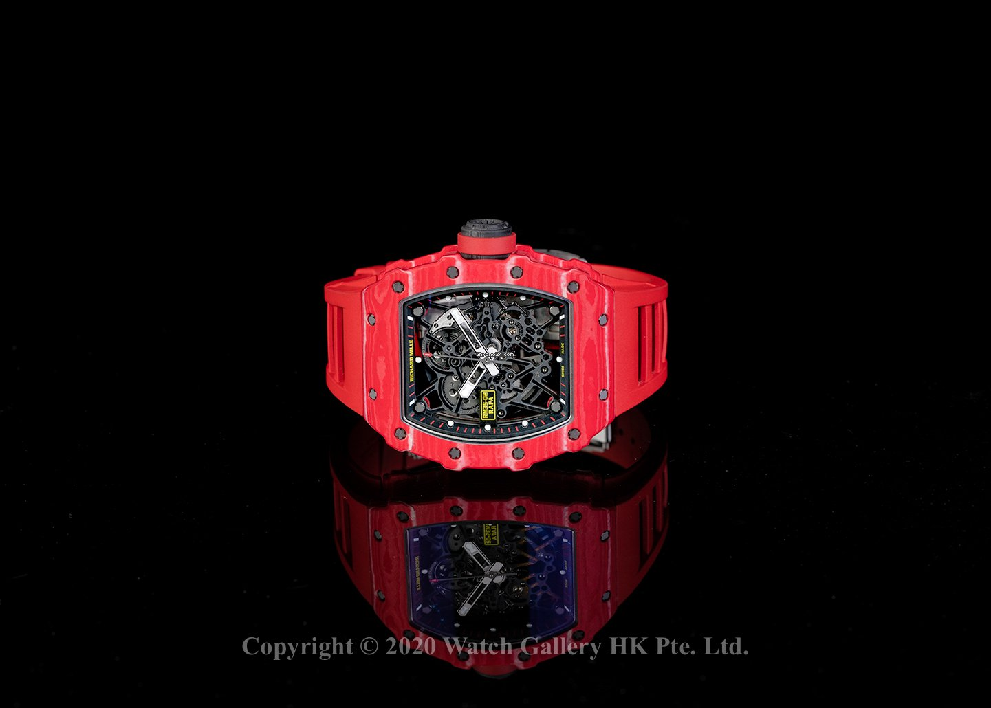 Richard Mille Rafael Nadal For Price On Request For Sale From A Seller On Chrono24