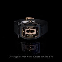 Richard Mille Red gold Automatic Transparent No numerals 45.66mm new RM 07