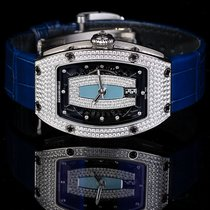 Richard Mille RM 07 White gold 45.66mm Transparent No numerals