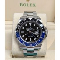 Rolex GMT-Master II 116710BLNR-PO2 новые