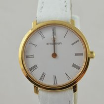 Eterna Steel 25mm Quartz pre-owned