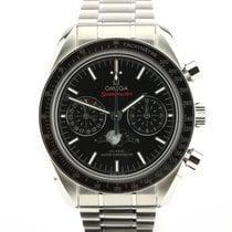 Omega Speedmaster Professional Moonwatch Moonphase 304.30.44.52.01.001 Ongedragen Staal 44.25mm Automatisch