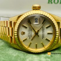 Rolex Lady-Datejust Oro amarillo 26mm Oro Sin cifras España, Torrelavega