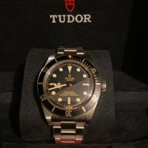 Tudor 79030N-0001 Steel 2019 Black Bay Fifty-Eight 39mm pre-owned