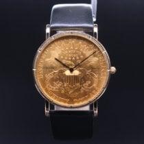 昆仑 Coin Watch 293.645.56/0001 MU51 二手