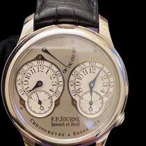 F.P.Journe Platina 40mm Manuell uppvridning Chronometre a Resonance begagnad