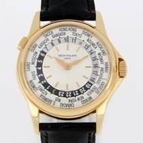 Patek Philippe World Time 5110R Very good Rose gold 37mm Automatic