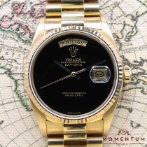Rolex Day-Date 36 18038 Zeer goed Geelgoud 36mm Automatisch