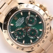 Rolex 116528 Yellow gold Daytona 40mm pre-owned United States of America, California, Los Angeles