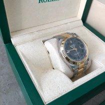 Rolex Datejust II Goud/Staal 41mm Zilver Romeins Nederland, Best