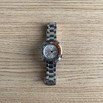 Seiko Prospex Steel 45mm Silver No numerals