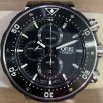Oris ProDiver Chronograph 01 774 7683 7154-Set pre-owned