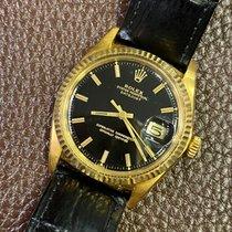 Rolex Datejust Yellow gold 36mm No numerals