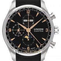 Union Glashütte Belisar Chronograph D009.425.17.057.01 2020 neu