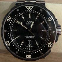 Oris ProDiver Date Titan 49mm Schwarz