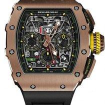 Richard Mille RM 011 Ruzicasto zlato
