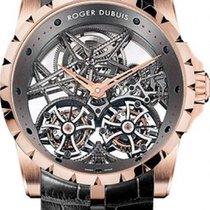 Roger Dubuis новые Механические Pозовое золото