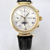 Auguste Reymond Yellow gold 36mm Automatic 212751 new