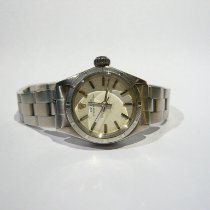 Rolex Oyster Perpetual Acero 26mm Blanco Sin cifras Argentina, capital federal