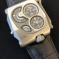 Urwerk EMC Steel Black