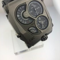 Urwerk EMC urwerk EMC in Steel and Titanium Very good Steel Manual winding