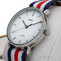 Timex Steel 37mm Quartz TWG019000UK new