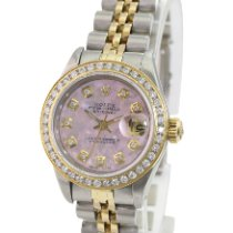 Rolex Lady-Datejust 69173 1990 pre-owned