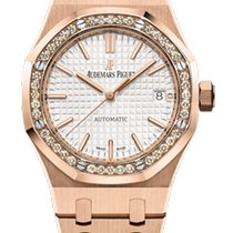 Audemars Piguet 15451OR.ZZ.1256OR.01 Rose gold Royal Oak Lady 37mm new United States of America, California, Los Angeles