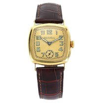Patek Philippe Vintage Yellow gold 30mm Gold Arabic numerals United States of America, Illinois, Chicago