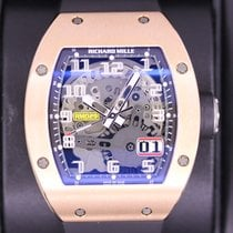Richard Mille RM 029 Rose gold 48mm Transparent Arabic numerals United States of America, New York, New York