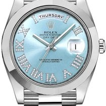Rolex 218206 Platinum Day-Date II 41mm pre-owned United States of America, California, Los Angeles