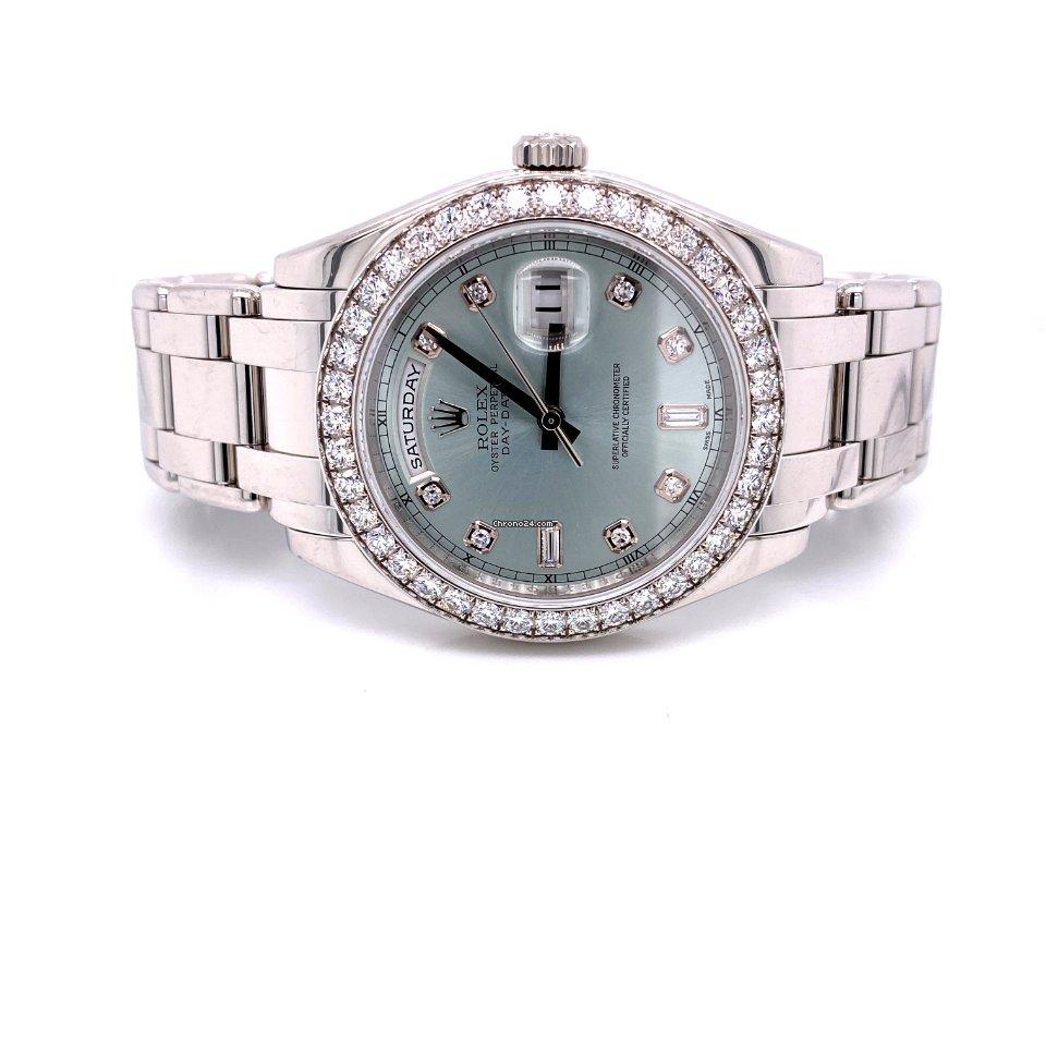 Rolex Day-Date 18946 Masterpiece 2013 usados